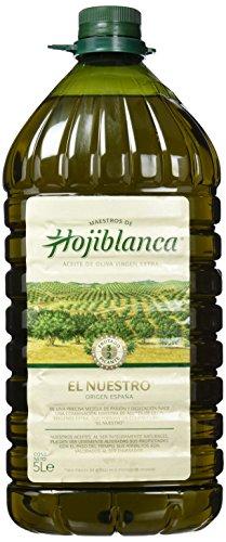 Aceite de oliva virgen extra hojiblanca 5 litros el nuestro pet