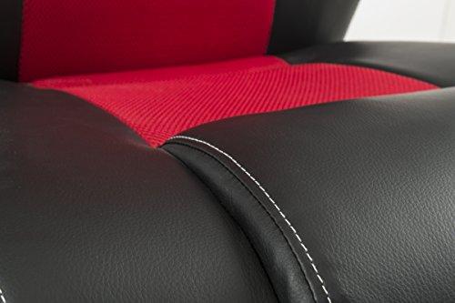 Iwmh racing chaise moderne confortable ergonomique de bureau en