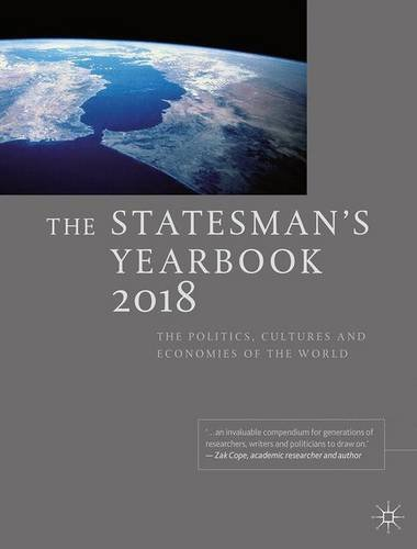 the-statesmans-yearbook-2018-the-politics-cultures-and-economies-of-the-world