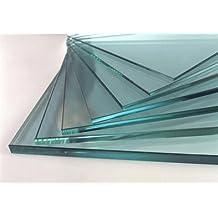 Estante cristal con soportes