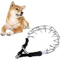 Kayi Kette Halskette Eisen Leine Choke Leine mit Sicherheitsschloss, Capture für Mittel Große Übung Dressur-Hunde