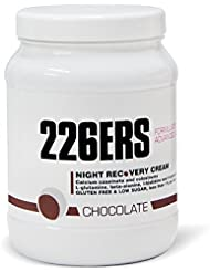 226ERS Night Recovery Cream Recuperador Muscular Nocturno, Sabor Chocolate - 500 gr