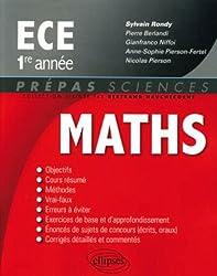 Mathématiques ECE 1e année