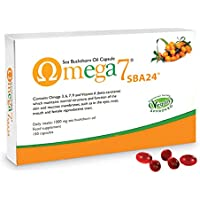 Pharma Nord Omega 7 Sea Buckthorn Oil 60 Capsules