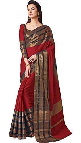 Saree (SRP Fashion Selection Cotton Sarees)