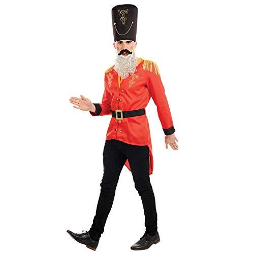 Fun Shack Costume Kostüm, Nussknacker-Design, XL (Nussknacker Kostüm Für Erwachsene)