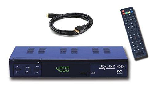 hd-line HD-250 Démodulateur Réce...