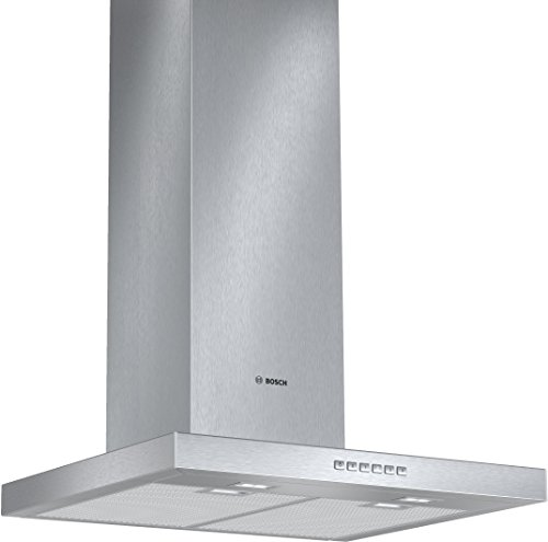 Bosch DWB067A50 Serie I 4 - Campana extractora decorativa de pared, 60...