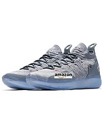cheap for discount f7001 06ac8 Grigio Freddo Scarpe da Basket Uomo Scarpe Ginnastica Pallacanestro Mens  Basketball Sneakers