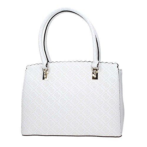 Guess SW696209 Sac À Main Femme Blanc