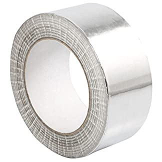 Cinta de Aluminio Altas Temperaturas