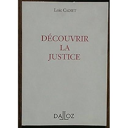 Découvrir la justice