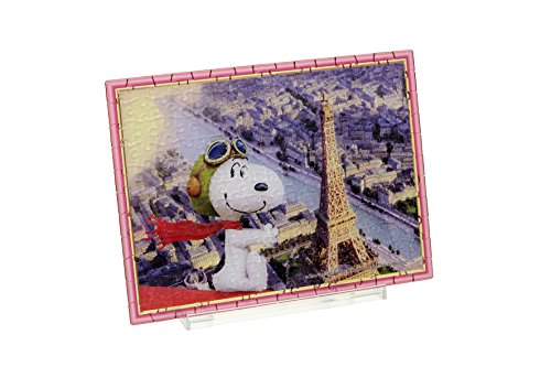 zle Crystal I Love Snoopy (Jigsaw type) (Snoopy Puzzle)