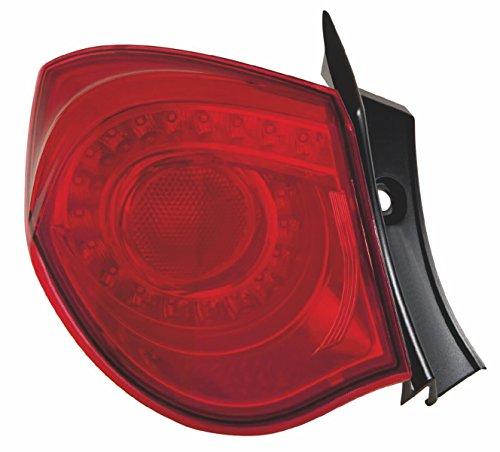 Preisvergleich Produktbild TarosTrade 41-1000-L-67963 Rücklicht Äusseres E-Mark Links