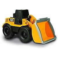 Crayola -  Cat Vehículo De Obras Públicas Y Construcción Big Builder Remoto (con Cable) Pala Cargadora, Color  (Toy State 36623)