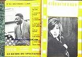 CINEMA [No 91] du 01/12/1964 - 64 - JEAN EFFEL - LES OPERATEURS - VISAGES NOIRS D'UN CINEMA BLANC - VARSOVIE - ALAIN RESNAIS - LE DESERT ROUGE ET HARLEM STORY