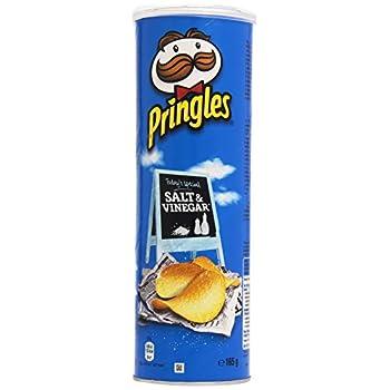 Pringles Salt Vinegar 165 g