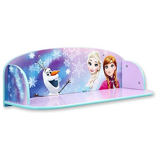 Regal - Kinder Regal - Disney Bücherregal - Wandregal - Bücherregal mit Motivauswahl (Frozen)