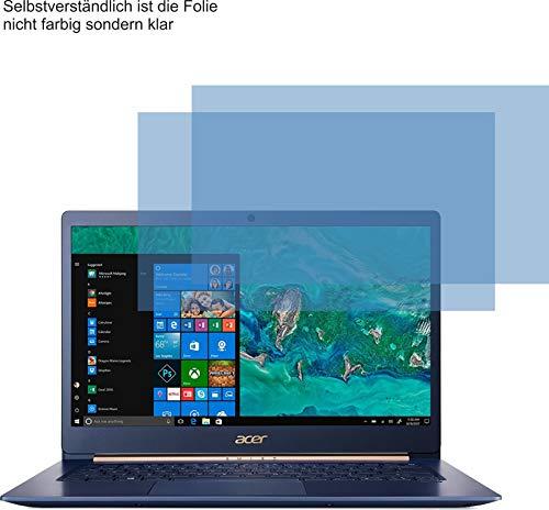 2X ANTIREFLEX matt Schutzfolie für Acer Swift 5 Pro SF514-52TP Displayschutzfolie Bildschirmschutzfolie Schutzhülle Displayschutz Displayfolie Folie