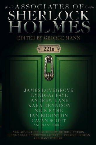 Associates of Sherlock Holmes by George Mann (2016-08-23)