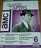 AMC: Classic Capers (Bulldog Drummond Escapes / The Mandarin Mystery / Kansas City Confidential / Mr. Moto's Last Warning / The Triumph of Sherlock Holmes / Detour)