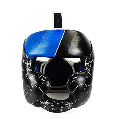 Sombrero del Boxeo Boxeo Headguard Kids Entrenamiento MMA Sparring Martial Junior Headgear For Fighting...