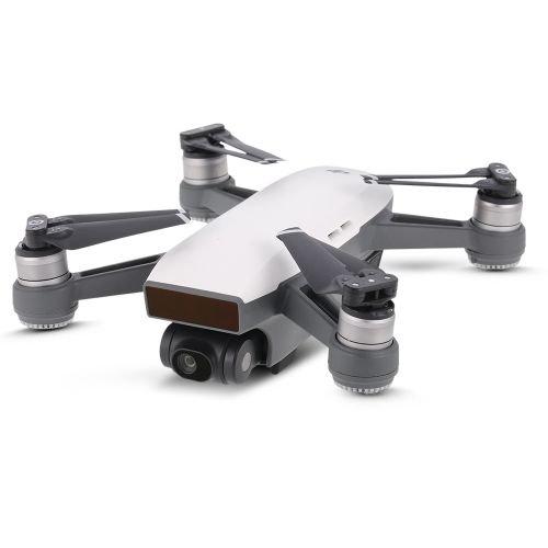 DJI SPARK - Dron cuadricóptero con cámara 12MP Full HD (3968x2976) Control gestual Vuelo Inteligente ActiveTrack Follow me TapFly - Walio (Blanco Alpino)