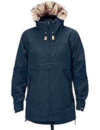Fjällräven Barents - Parka para mujer, mujer, 89683-555, azul marino,