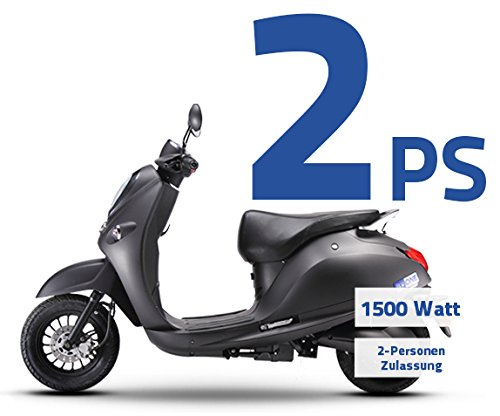 Scooter eléctrico BLU ONE 2000s