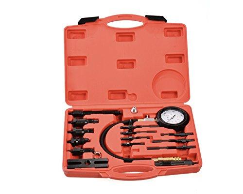 Caja de herramientas para comprobar la compresión de motores diésel (TDI y...