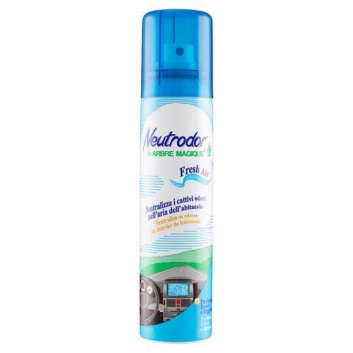 Arbre Magique Neutrodor Fresh Air, Deodorante Auto, Neutralizza i Cattivi Odori naell'Aria dell'Abitacolo