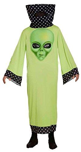 sige Gesicht Halloween Kostüm (Sci Fi Fancy Dress Kostüme)