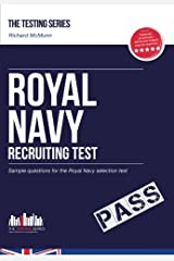 Royal Navy Recruit Test Questions: The ULTIMATE testing guide for Royal Navy selection (Testing Series): 1 Paperback