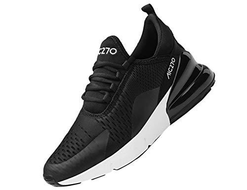 SINOES Herren Laufschuhe Atmungsaktiv Sportschuhe Turnschuhe Trainers Running Fitness Sneakers (Trainer-bh)