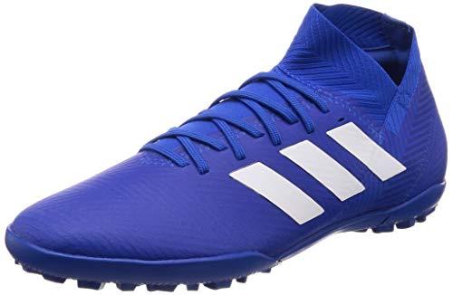 hot sale online 9e6c1 371de adidas Herren Nemeziz Tango 18.3 TF Fußballschuhe, Blau Ftwbla Fooblu 001,  43 1