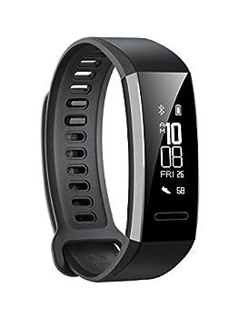 Huawei Band 2 Pro Fitness-tracker (Gps, Bluetooth, Herzfrequenzmessung, Wasserdicht Bis 5 Atm) Schwarz 2