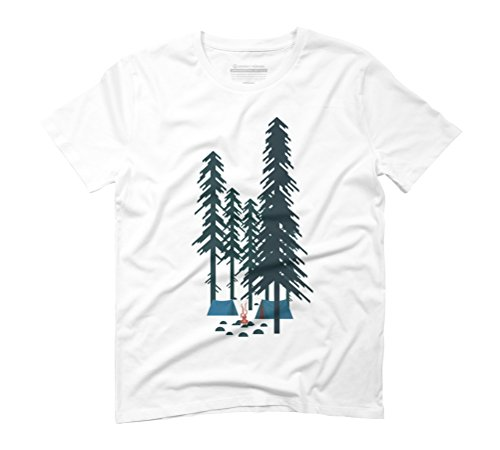 Let's get lost Men's Graphic T-Shirt - Design By Humans White