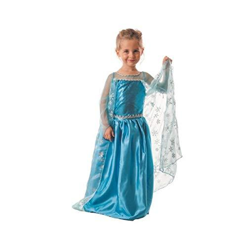 Fiesta Pro-Princess vestido la glacesrobe de Princesa de Hielo, 8622179, 7-9años