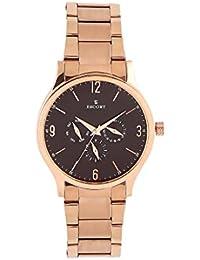 Escort Multifunction Brown Dial Men's Watch- 4600 RGM.3