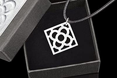 Collier pendentif Barcelona