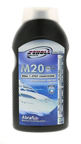 Scholl Concepts M20 Marine Finishing Compound 1 kg - Finishing Compound