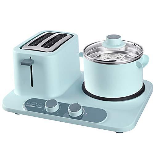 Brotbackautomat Home Breakfast Backautomat Multifonctionnel Automatischer Toaster 2 Stück