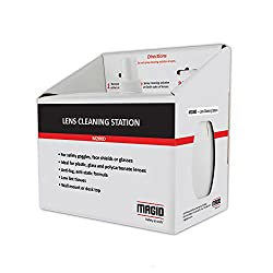Magid M300D Economy Size Lens Cleaning Station, Large