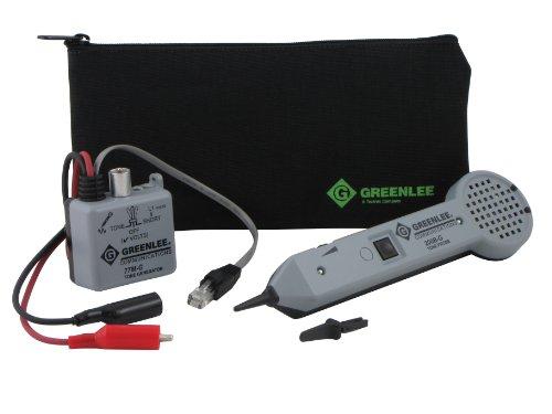 Greenlee 601K-g Basic Ton und Sonde Kit, Basic -