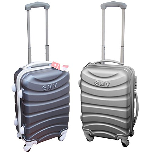couple-chariot-cabine-valise-hand-dur-bagages-gianmarco-venturi-cabine-size-low-cost-ryanair-easyjet