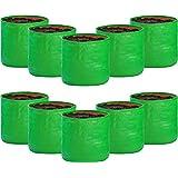 "SCOTMEN Terrace Gardening Leafy Vegetable Green Grow Bag 12""X12"" Grow Bag"