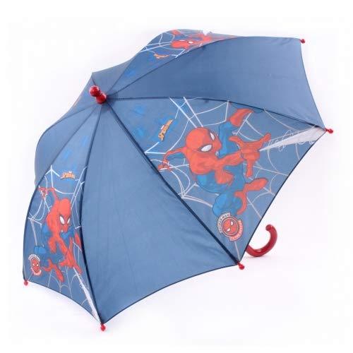Vadobag Spiderman Kinder-Regenschirm - Great Power