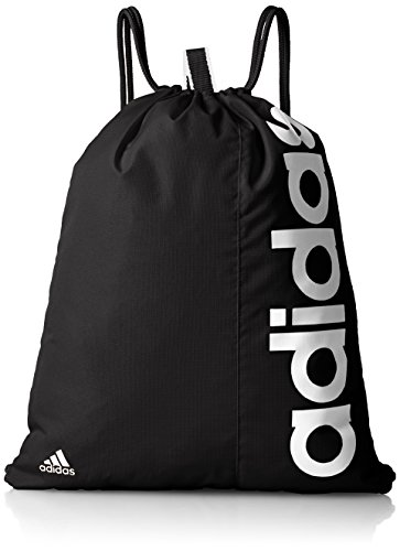 adidas Tasche Linear Performance Gym Bag, schwarz, 37 x 35 x 47 cm, 61 Liter, AJ9970