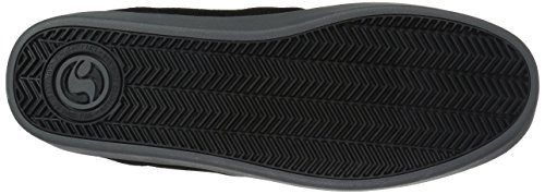 DVS Shoes Pressure SC, Sneaker Uomo Schwarz (Black Suede)