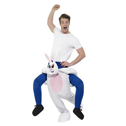 Fancy Dress Four Less Piggyback-Kostüm, Schultertrage, lustige Erwachsenenkostüme, wählen Sie Ihr Faschingskostüm, Junggesellinnenabschied, Karneval, Festival, Fun Run
